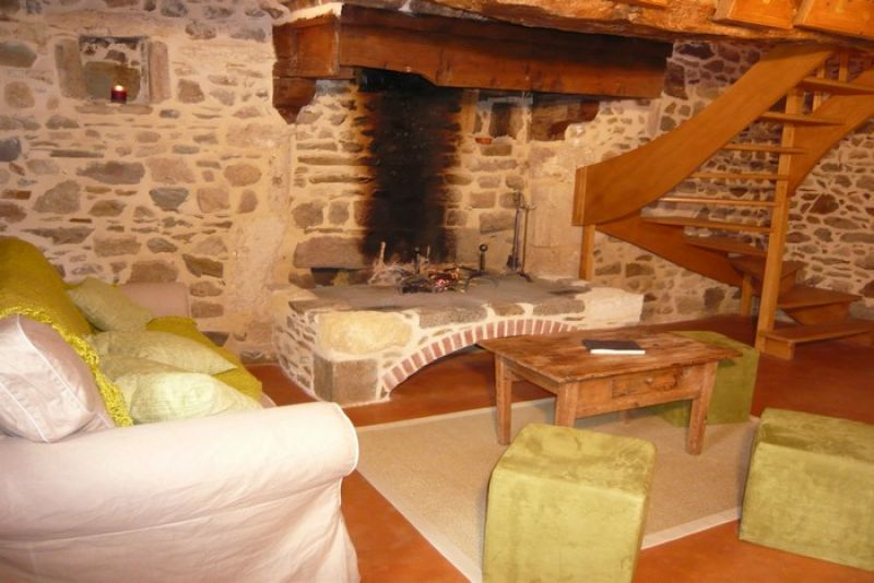 le salon cheminée