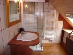 la salle de bain du 2ème