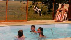 la piscine toute l'année