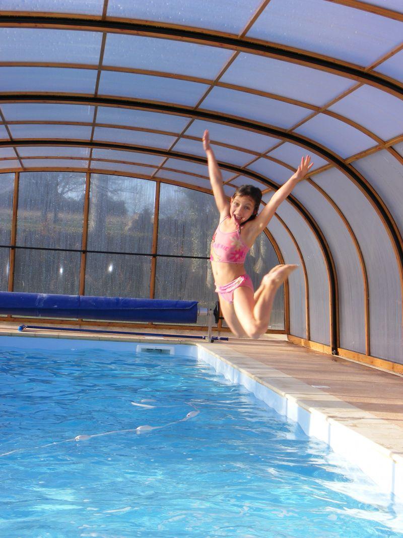 Ty lou gite piscine et bien tre en famille toute l 39 ann e - Ma piscine est verte ...