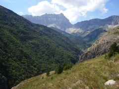 La montagne, vallée de Rabou