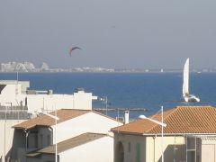Appartement vue mer à Carnon plage