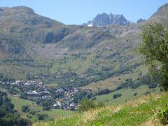 St Sorlin D'Arves et le Col de La Croix de Fer
