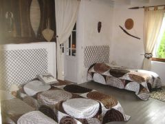chambre familiale côté Dakkar