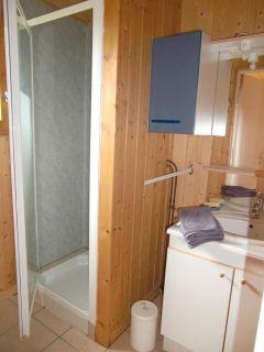 salle d'eau avec vasque