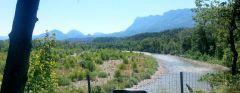 Camping les Chamberts en bord de Drôme