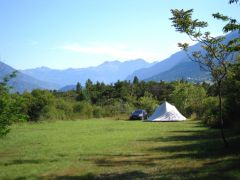 camping le petit liou : camping nature