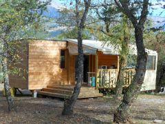Camping le petit liou : Ecolodge
