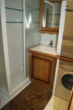 Salle de douche principale