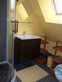 Salle d'eau de l'étage