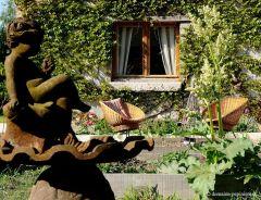 La chambre Jardin au carré