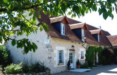 Maison de charme avec piscine en Touraine