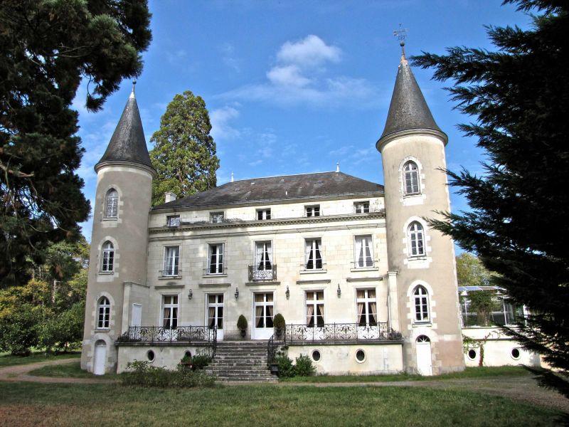 Façade du Chateau