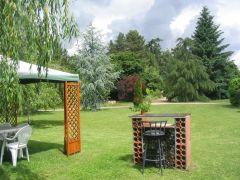 tonnelle/jardin