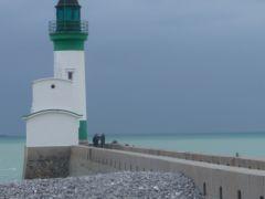 le phare vue de Mers