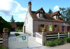 Gite de caractère sur terrain clos, Sologne, Chateaux de la Loire, Zoo de Beauval.