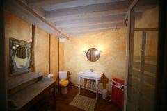 Salle de bains MANDARINE