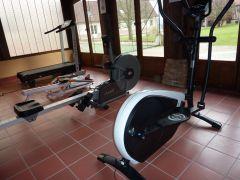 La salle de training