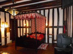 Chambre à la Tourelle