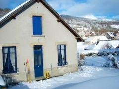 Maison 4 pers entre la Bourboule et le Mont Dore