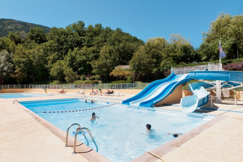 Domaine du verdon castellane alpes de haute provence for Camping verdon piscine
