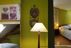 Le Fougal,chambres et tables d'hotes,haute-loire,gite de france3épis.