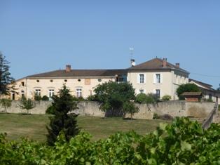 Le château de Jayle