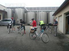 Bienvenue à nos amis cyclistes !