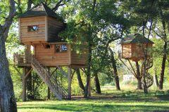Les cabanes du Menoy