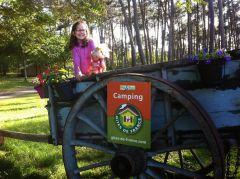 Trop bien les vacances au Camping la Téouleyre