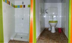 Bloc sanitaire