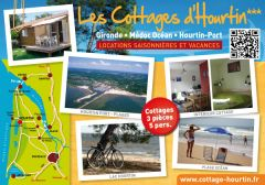 les cottages d'hourtin
