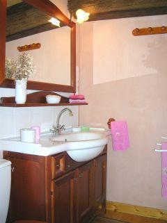 salle d'eau du 1er étage