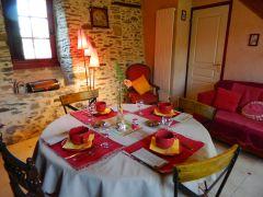 salle petits déjeuners, détente