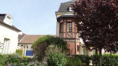 Au centre historique studio dans maison de maître