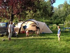 Nos campeurs