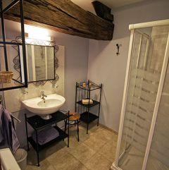 salle de bains Manaslu