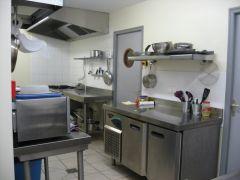 une des 2 cuisines