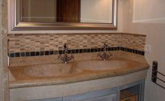 Salle de bain de la Cascade