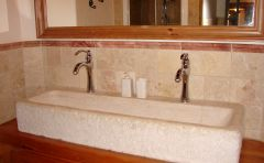 Salle de bain du Pont vert