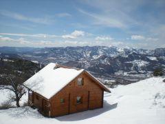Joli Gîte-Chalet dans les Alpes de Hte Provence près de Tallard 05
