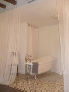 salle de bain chambre Ariane