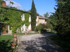 Chambres d'hôtes avec piscine proche de Castelnaudary
