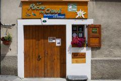 La Roche du Croué chambres et table à la montagne en Savoie