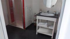 salle d'eau chambre nature