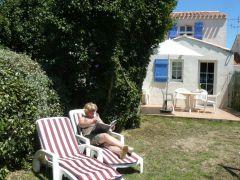Belle maison d'architecte à Noirmoutier, 3 pièces pour 4 personnes - 2 vélos pn^^etés