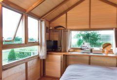 La chambre avec vue panoramique
