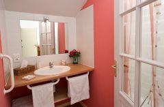 Salle de bain de la chambre Thym