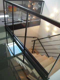 Mezzanine en duplex