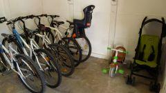 Prêt vélos x5